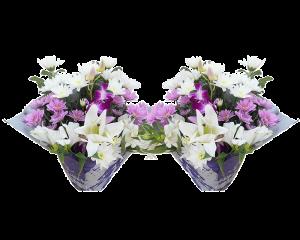 盛花 一対イメージ